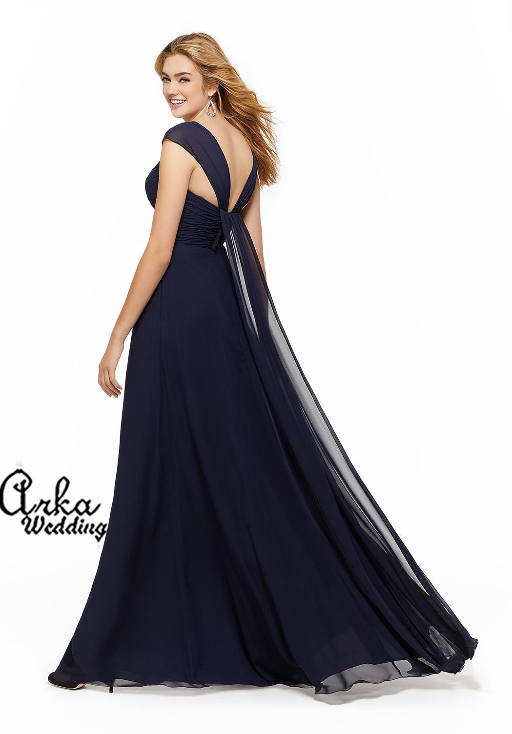 Αέρινο Βραδινό Φόρεμα. Κωδ. 21647