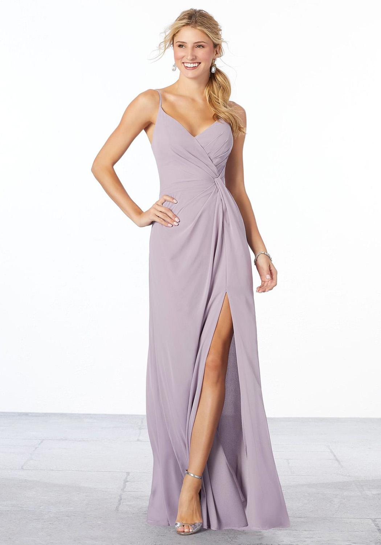 Φόρεμα Βραδινό, Chffon. Κωδ, 21659