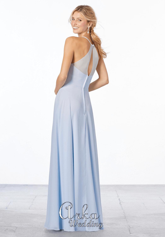 Βραδινό Φόρεμα Chiffon. Κωδ, 21655