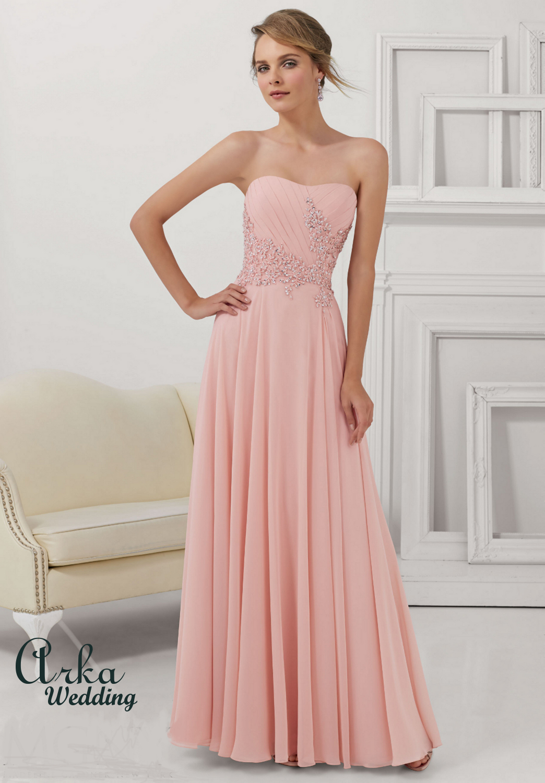 Kεντημένο Φόρεμα. με Ζακετάκι. Κωδ. 71108