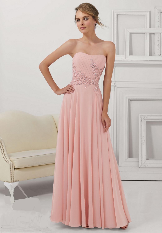 Kεντημένο Βραδινό Φόρεμα. Morilee, με Ζακετάκι. Style 71108                              .