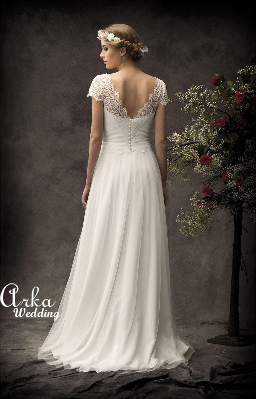 Νυφικό Φόρεμα, από τις Lambert Creations Versalles. Κωδ. GAUGUIN
