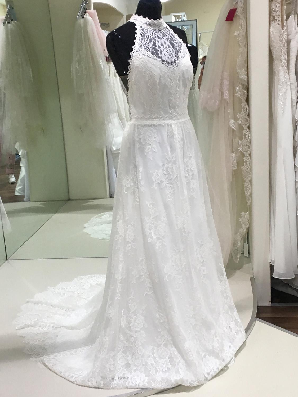 Νυφικό Φόρεμα,  Δαντέλα . Κωδ. Effie